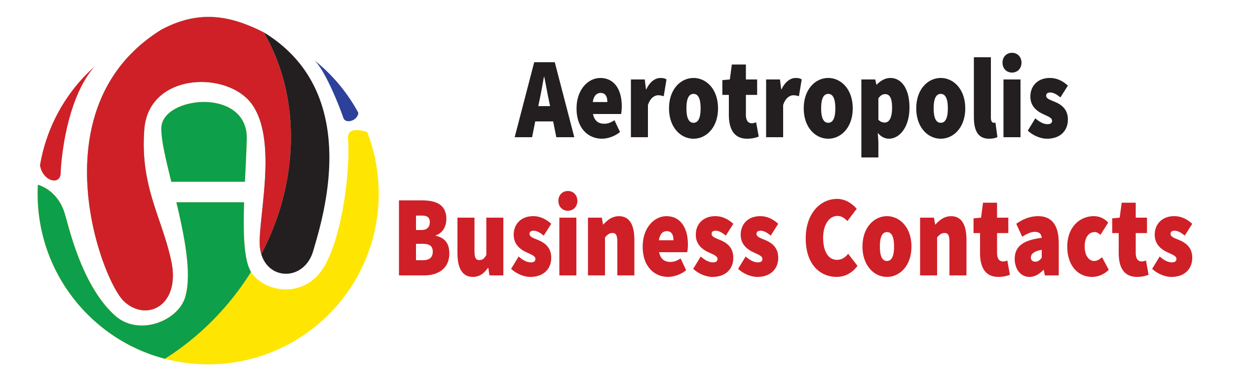 Aerotropolis Business Contacts Logo Transparent